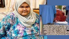 Jangkitan pada paru-paru, Wani Comel dimasukkan ke hospital