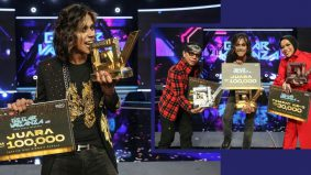 Juara GV7, Cliff Umar bawa pulang RM100,000