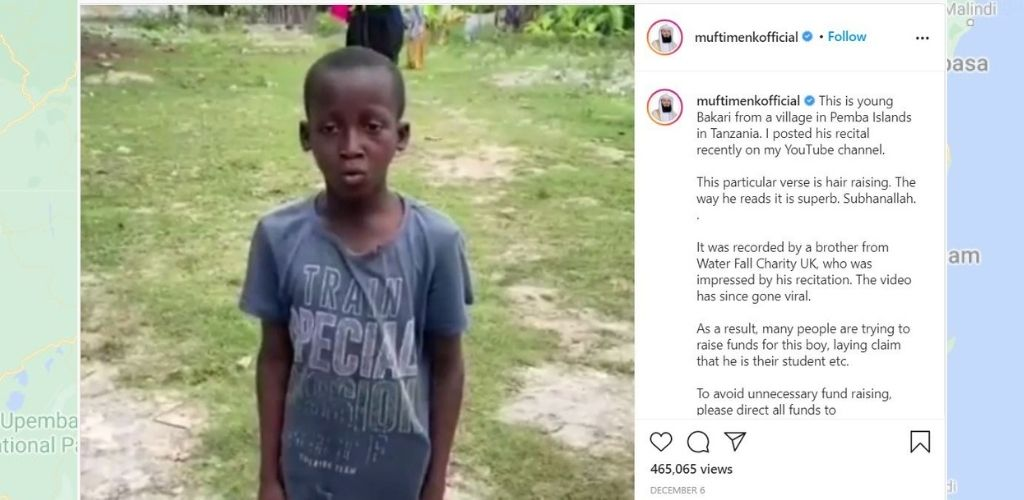 Kanak-kanak Tanzania