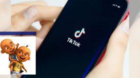 Upin Ipin dalam senarai TikTok paling popular 2020