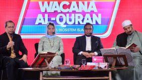 Jangan lepaskan peluang tonton program kerohanian keluarga di TickTalkTV, Facebook My #QuranTime