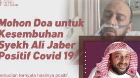 Ulama tersohor Indonesia Syed Ali Jaber disahkan Covid-19, sama-sama kita doakan kesembuhan beliau