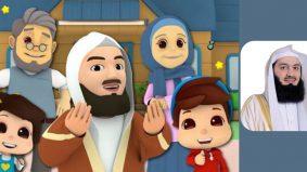 Mufti Menk 'muncul' dalam siri animasi Omar & Hana, raih 1.3 juta tontonan
