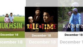 Tiga karya Yasmin Ahmad di Netflix 18 Disember ini