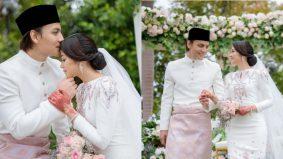 Ikmal Amry selamat bergelar suami
