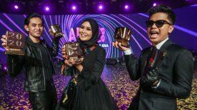 Siti Nordiana, Khai Bahar & Haqiem Rusli unggul di AME2020