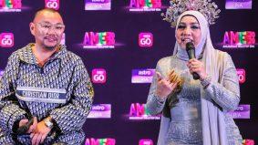 'Persengketaan' Michael Ang, Noraniza Idris berakhir di AME2020