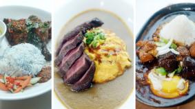 Medan selera jadi port makan-makan unik, Signatures Suria KLCC pun ada menu wajib cuba