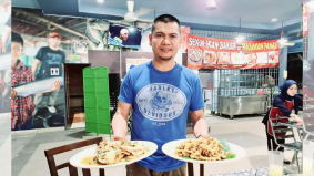 Syurga makanan laut segarhalal di Sekinchan, port makan-makan ini wajib dikunjungi sempena cuti hujung tahun