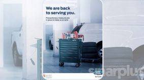 Ford tawar penjimatan servis 20 peratus hingga Februari 2021