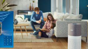 Pembersih udara Philips bantu tingkatkan pengudaraan bersih, cegah bakteria, virus dalam kediaman anda