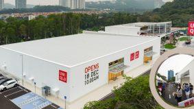 Gedung eksklusif UNIQLO kini di Bandar Sri Damansara. 4 sebab mengapa destinasi ini kena wajib singgah…