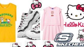 Comelnya Skechers X Hello Kitty, rambang mata nak pilih mana satu untuk anak-anak