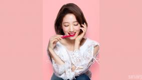 Cantik berseri seperti selebriti Korea