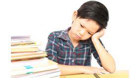 Budak darjah satu mengadu stres belajar secara online