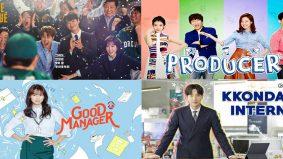Beri inspirasi dunia pekerjaan, 6 K-drama ini patut ditonton