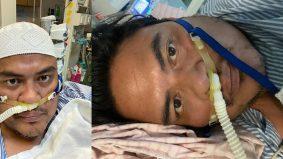 """""""Nafas sesak! Doktor kata peluang amat tipis""""- Dr Azizan kongsi Covid-19 hampir ragut nyawa"""