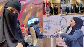 """Tiada kaitan dengan abah, hantar sendiri resume"" - Nurul Zahid tampil bidas netizen"