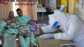 """""""Suami meninggal kerana Acute Respiratory Distress bukan kepenatan"""" – Isteri Dr Ali"""