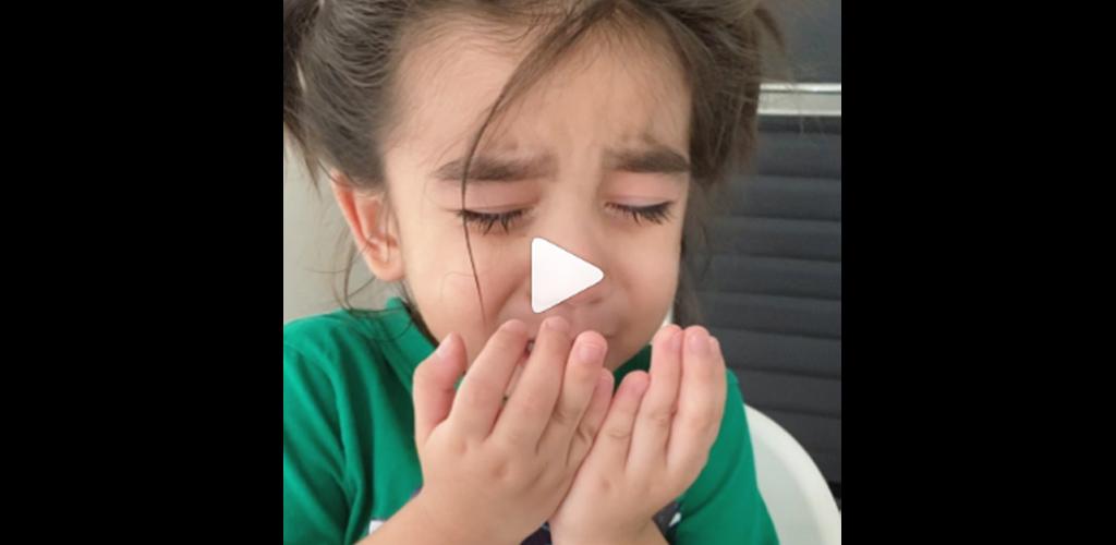 [VIDEO]Anak Amyra baca doa teresak-esak menangis tarik perhatian