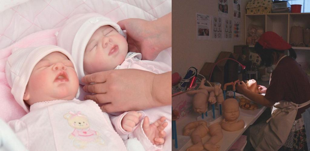 Tenangkan hati, 'reborn doll' bantu ibu bapa yang kehilangan anak