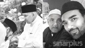 Bapa pereka fesyen Rizman meninggal dunia dalam tidur
