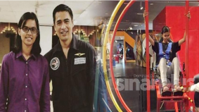 Pelajar dari Klang bakal ikut jejak Sheikh Muszaphar, sedia berpindah ke US jika dipilih