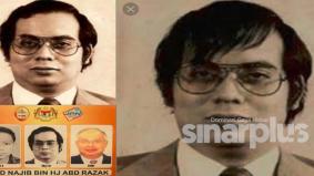 Najib cari individu yang edit gambar beliau berimej rambut panjang dan sebar di Twitter