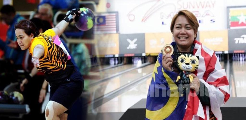 Ratu bowling umum bersara selepas 28 tahun menabur bakti buat negara