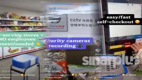 [VIDEO] Ramai kagum kedai serbaneka di Korea beroperasi 24 jam tanpa pekerja