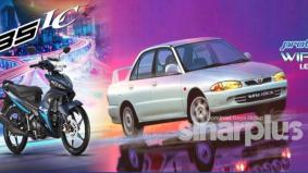 Proton Wira dan Yamaha LC mendahului carta kes kecurian paling banyak 2020