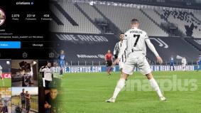 Ronaldo individu pertama cecah 250 juta follower di Instagram! Posting gambar pun kini dibayar jutaan ringgit