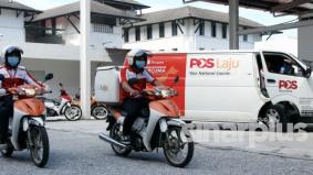 Ubah alamat penghantaran bungkusan Pos Laju dari pejabat ke rumah ketika PKP? Ini caranya