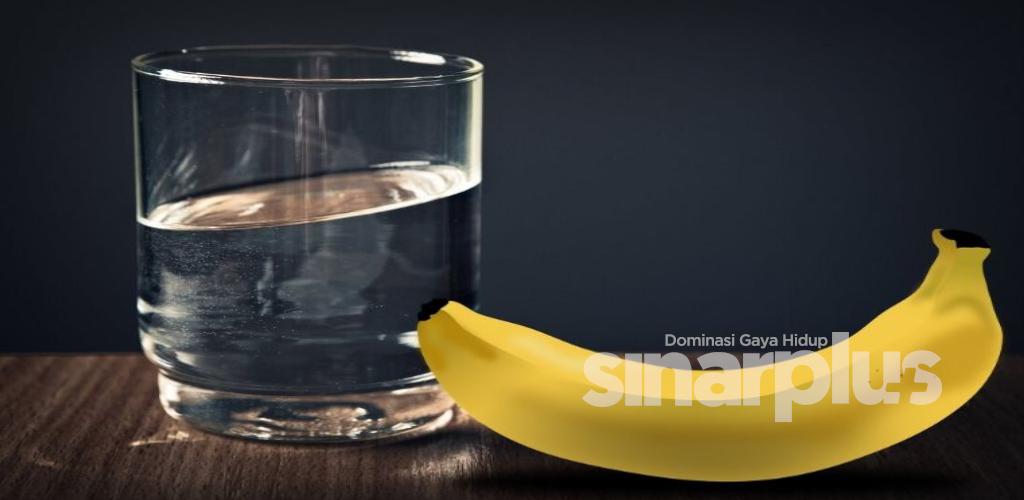 Manfaat pisang dan air masak yang ramai tak tahu, pengamal perubatan tradisional kongsi rahsia