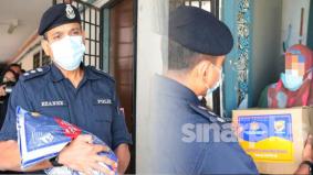 Ibu ditahan curi 'Cool Fever' untuk anak, Ketua Polis Petaling Jaya tampil bantu