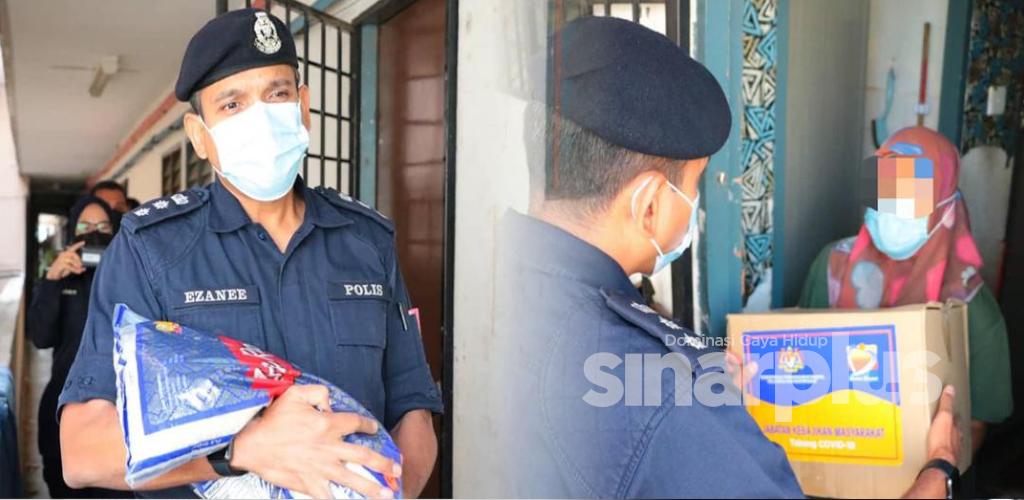 Ketua Polis Petaling Jaya tampil bantu wanita ditahan curi 'Cool Fever' untuk anak