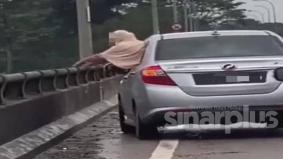 JPJ tak 'diam', mula siasat wanita dakwa buang 'saka' dalam sungai