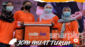 Ode Jee mula operasi hari ini, aplikasi penghantar makanan halal pertama di Malaysia