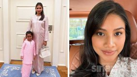 Che Puan Khaleeda hamil anak keempat, warga maya teruja lihat baby bump