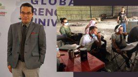 Azhari Zain kongsi ilmu perfileman dengan penggiat filem muda