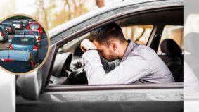 Jangan stres ketika berdepan kesesakan jalan raya, syaitan mudah 'masuk' dalam badan
