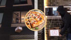 Turunkan lebih 500 kotak piza percuma dari tingkat 2 apartmen untuk orang ramai, kegigihan pemuda ini dihargai…