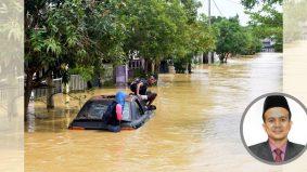Musibah banjir tanda peringatan buat manusia