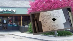 'Terima kasih Covid Bandit'. Pelanggan misteri beri tip AS$200 kepada 7 pekerja restoran kegemarannya…