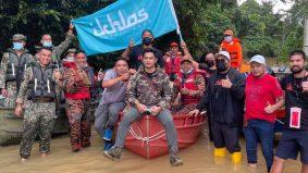 Fizz Fairuz kongsi pengalaman bantu mangsa banjir di Pahang