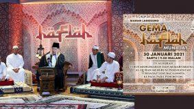 Penampilan istimewa Dr Zulkifli dalam Gema Haflah Munajat