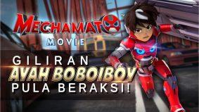 Giliran ayah BoBoiBoy beraksitidak lama lagi