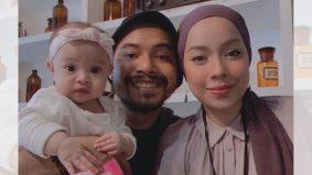 Rea (Kool FM), suami dan anak positif Covid-19