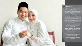 Majlis nikah secara atas talian, Nana AlHaleq kini bergelar isteri