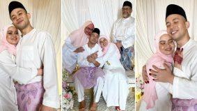 'Banyak sangat dugaan kami tempuhi tapi…'- Bintang Mukhsin, Sharifah Aryana bergelar isteri